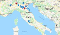 Mappa Centri PrEP